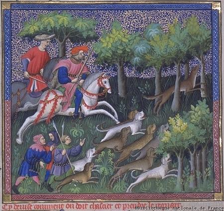 historia psa pies w sredniowieczu