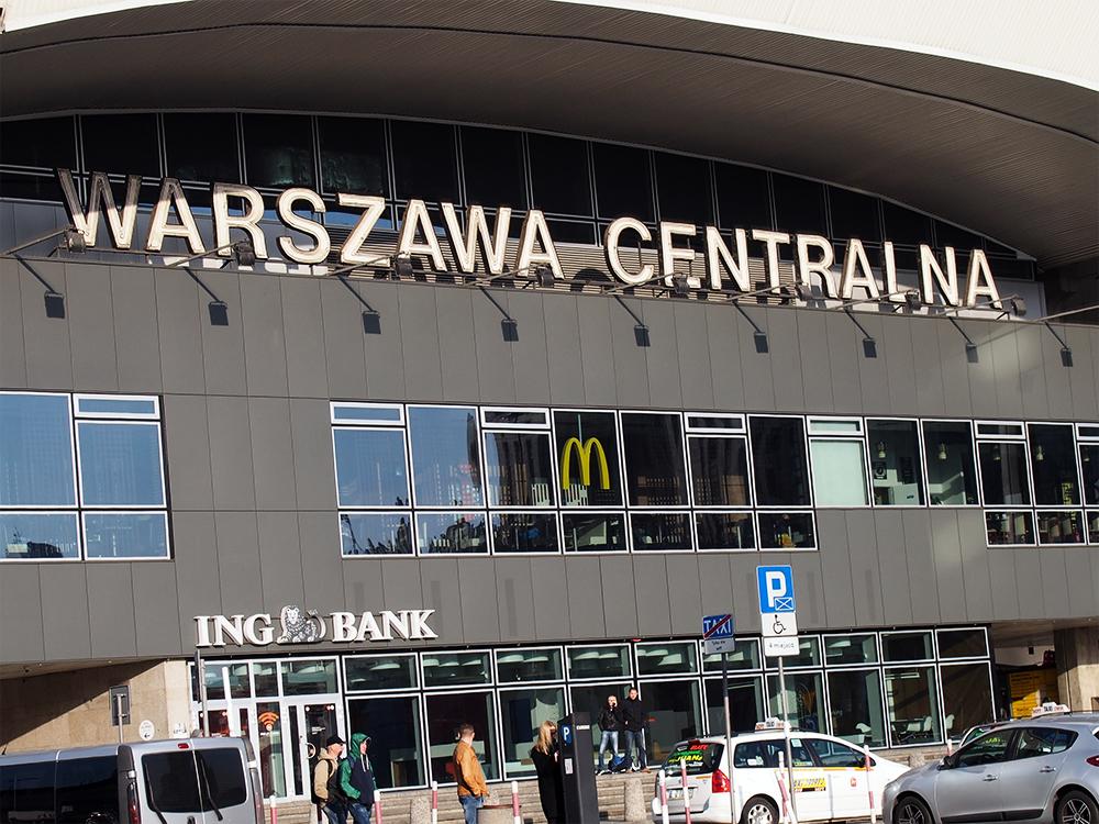 frontmani dla schronisk Warszawa