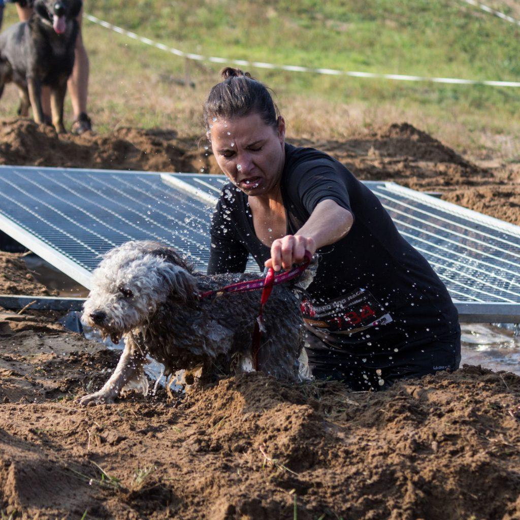 bieg z psem hard dog race