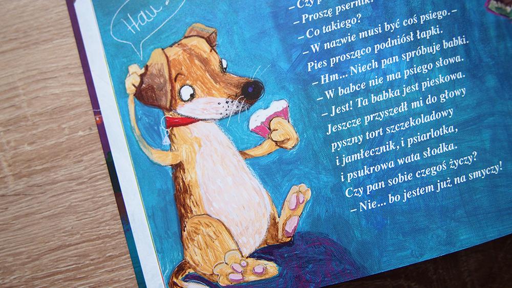 książki o psach psierociniec