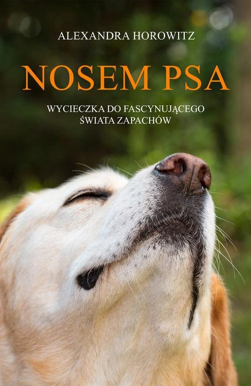 książki o psach nosem psa