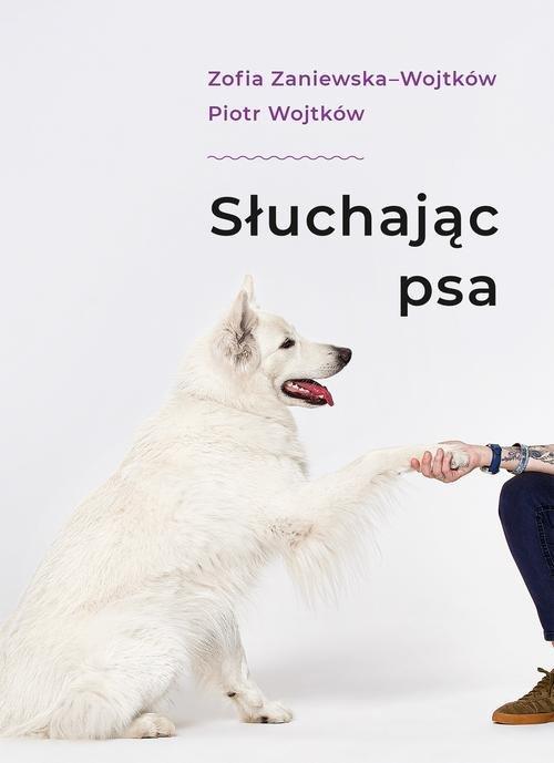 książki o psach słuchając psa
