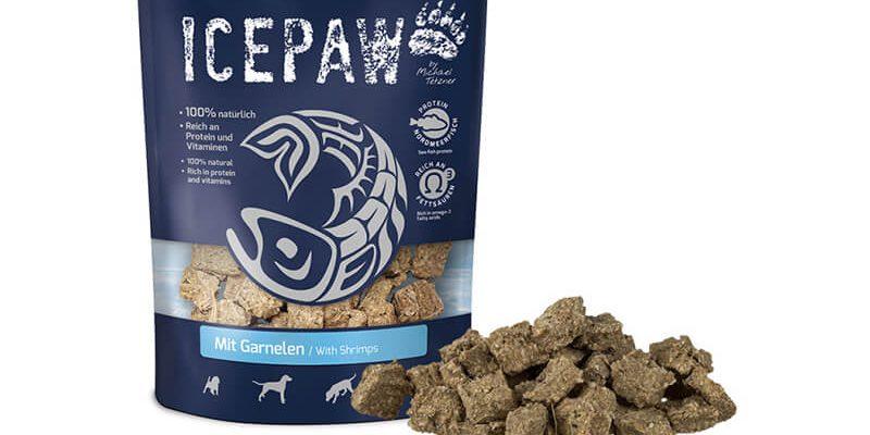 icepaw garnelen dla psa